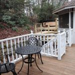 the loverly bistro outdoor dining table