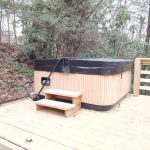 hot tub at the loverly