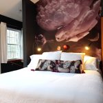 bedroom at the loverly