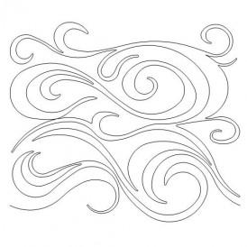 Frozen Swirls