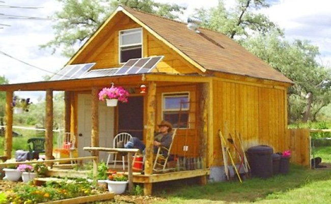 How To Build Your Own Off Grid Cabin For 2000 Page 2 Of