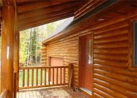 [FOR SALE] A Log Cabin With a Cathedral Ceiling