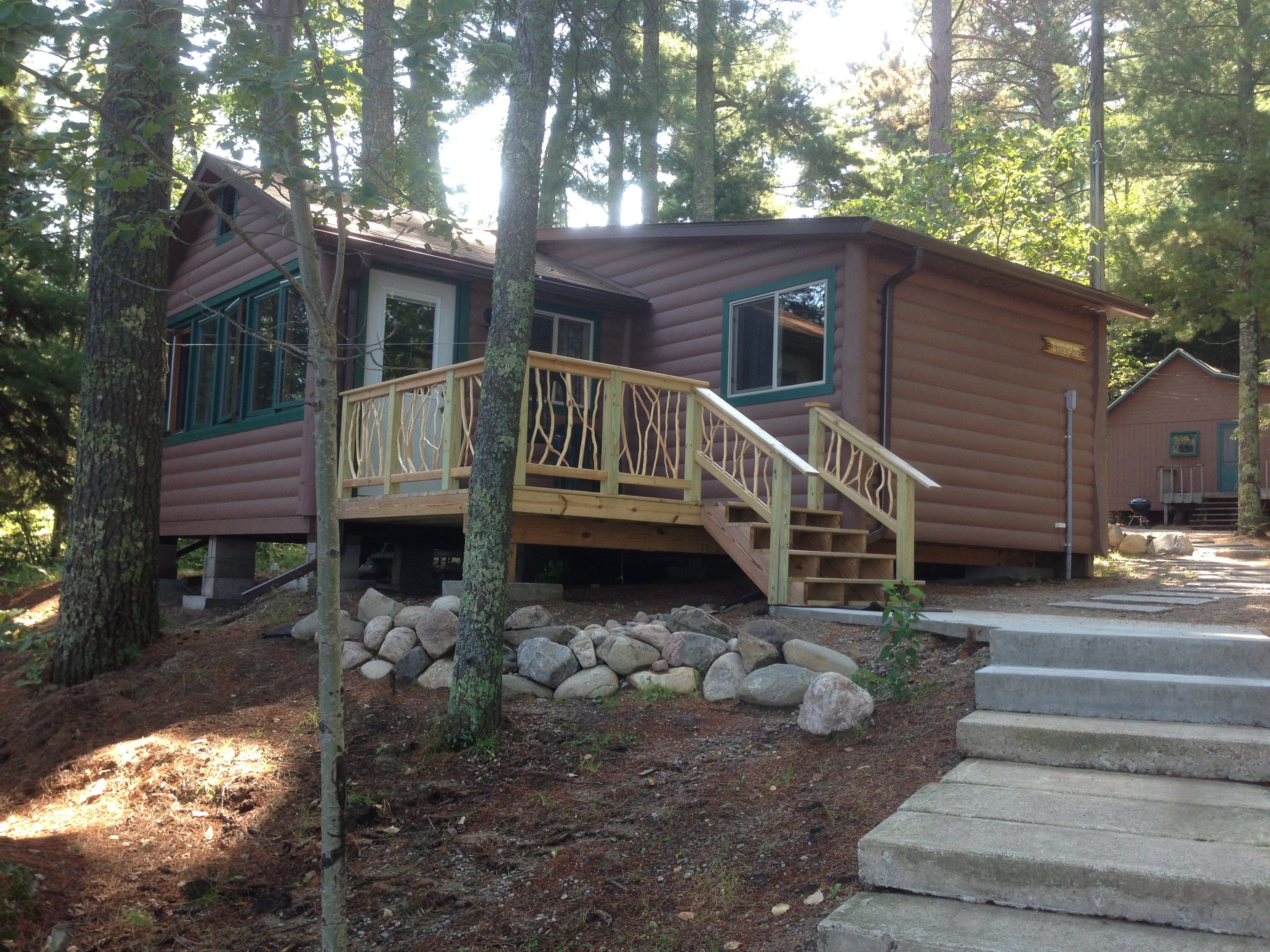 Pelican Lake Cabins for Rent In Orr MN  Pet Friendly