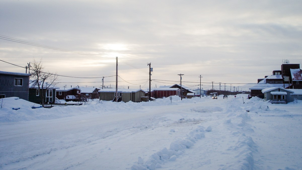 Police find 49-year-old woman dead in Aklavik