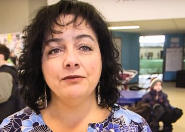 City of Yellowknife senior administrative officer Sheila Bassi-Kellett is pictured in a still from a video released on February 1, 2018