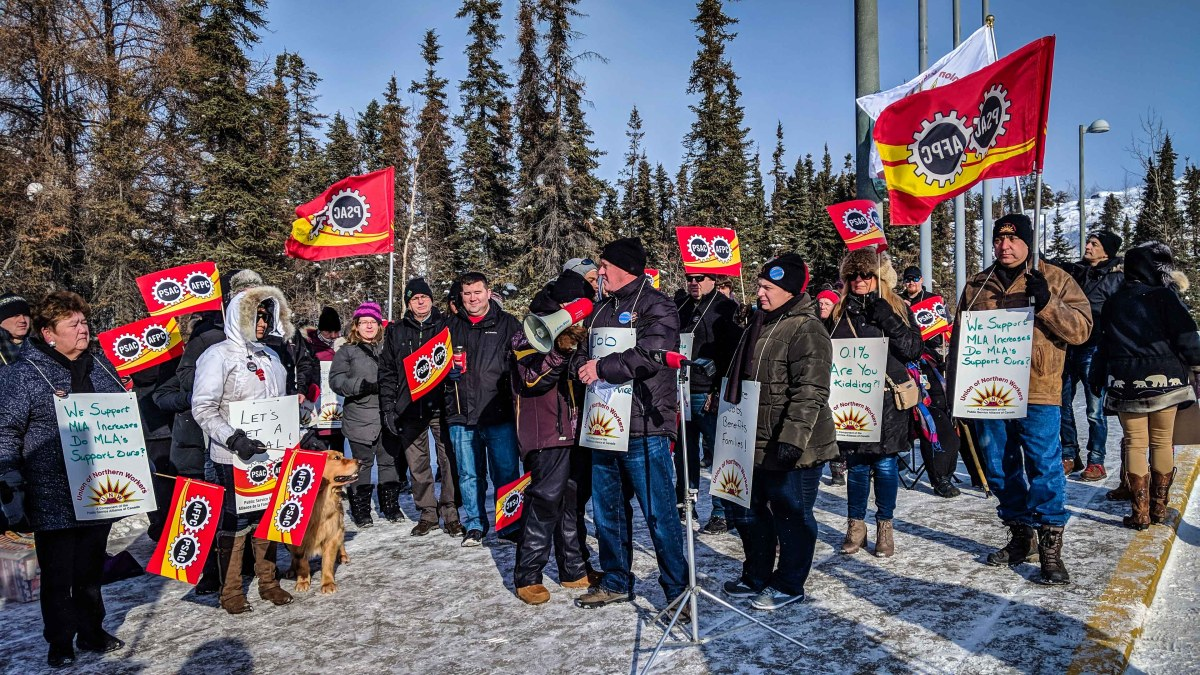 Union claims NWT government rejects binding arbitration
