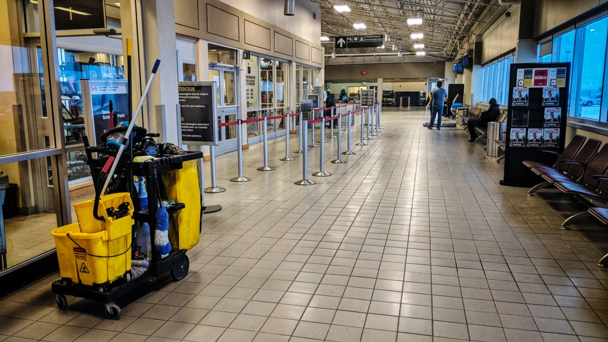 Q&A: What are this summer's Yellowknife Airport upgrades?