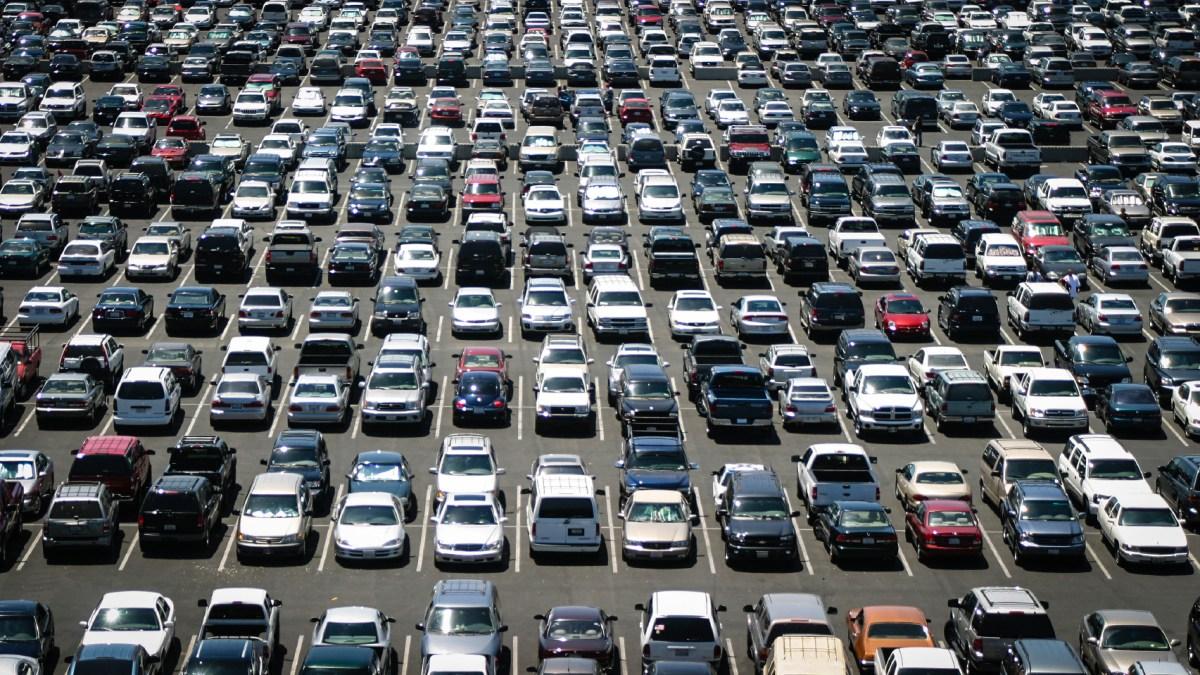 Make $1,200 – run the Yellowknife trade show's parking