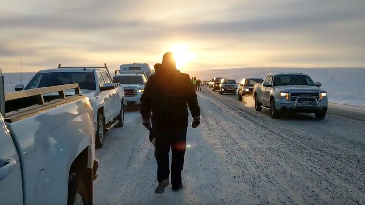 Inuvik-Tuk highway 'still under construction' six months later