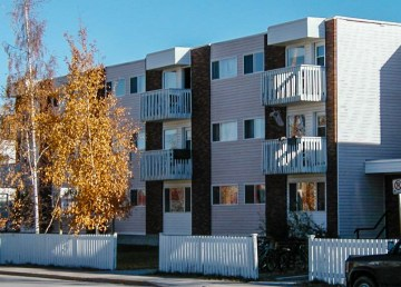 Crestview Manor apartments as pictured on the website of owner Northview REIT