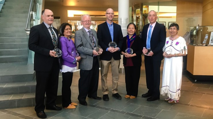 2018 NWT Education Hall of Fame inductees