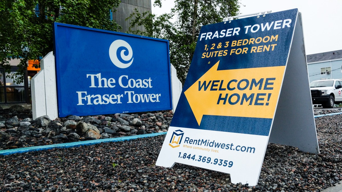 One month till Yellowknife's Coast Fraser Tower hotel closes
