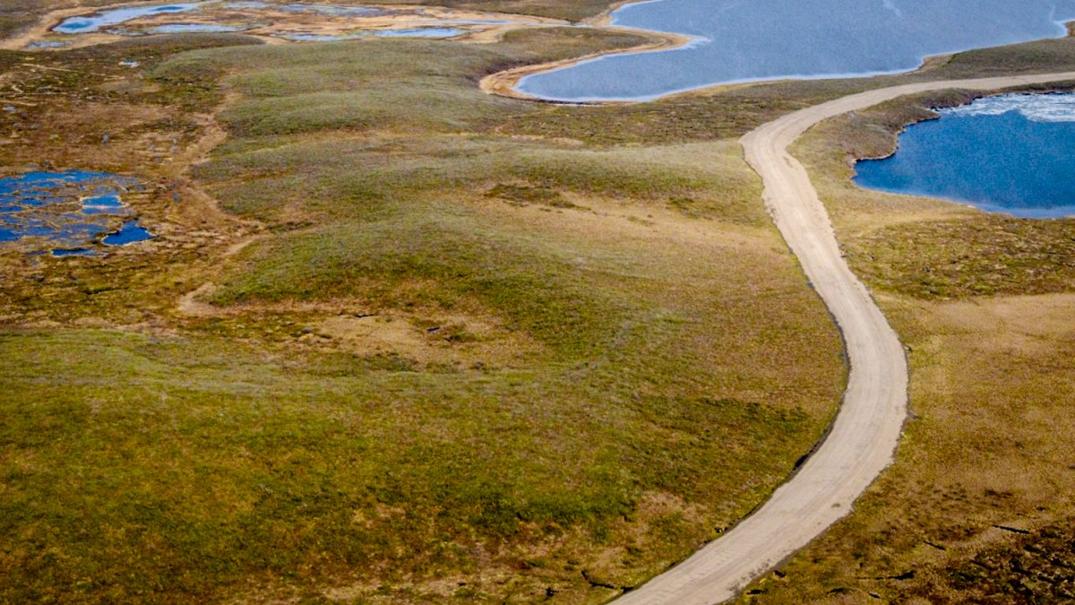 Q&A: Why did the Inuvik-Tuk highway close, and what's next?