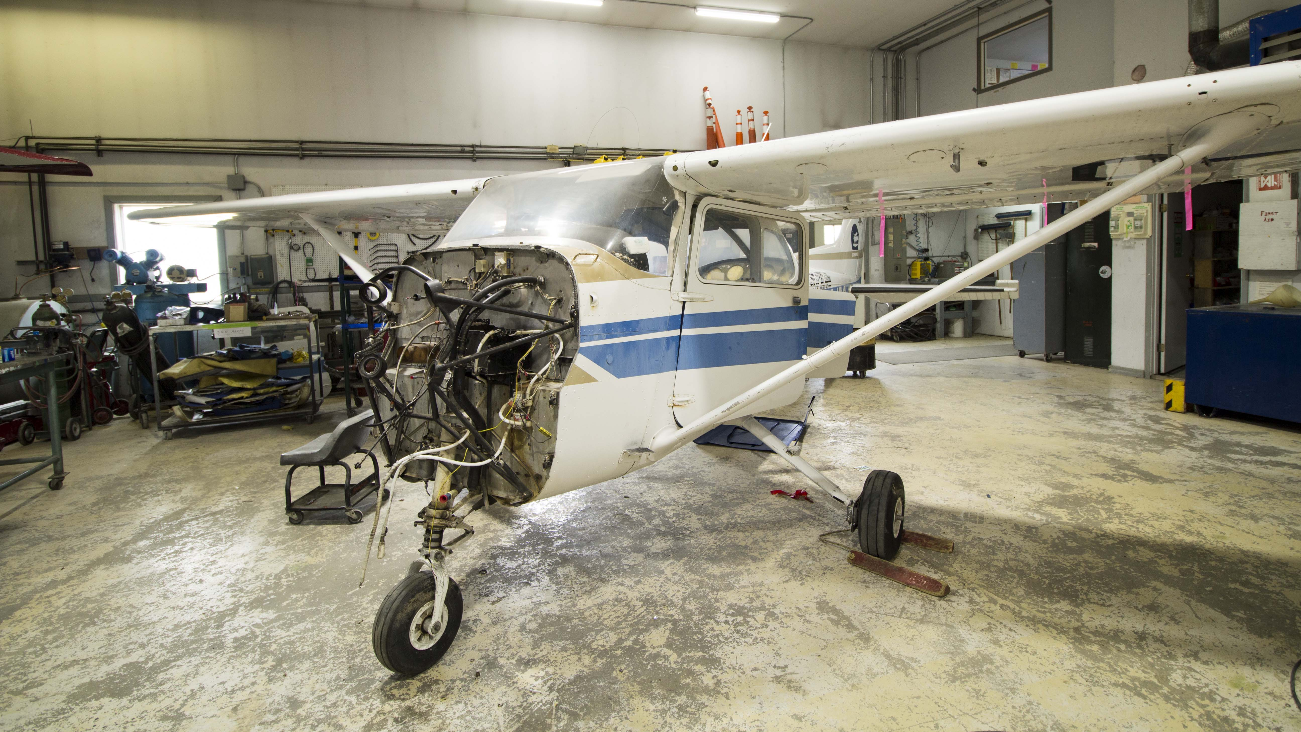 Northwestern Air Lease recently purchased a Cessna 172 for its