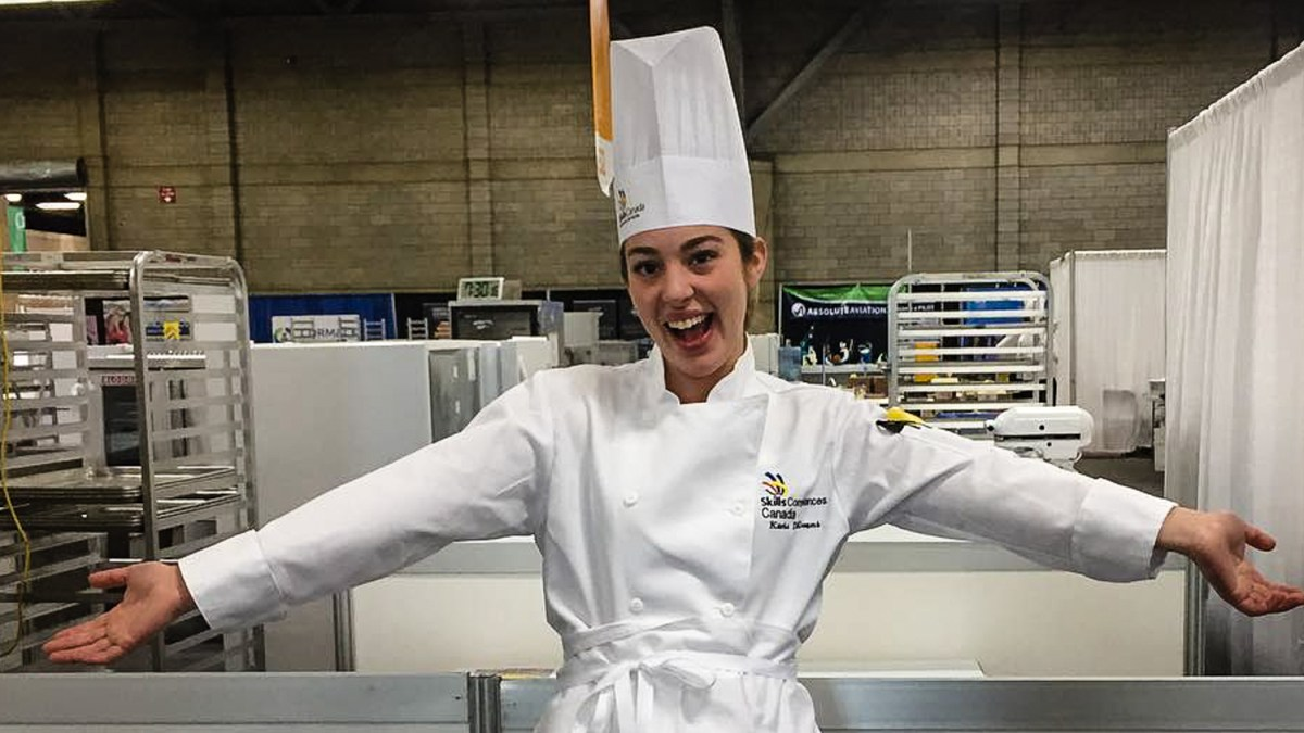 Inuvik 17-year-old is Canada's best young baker – again