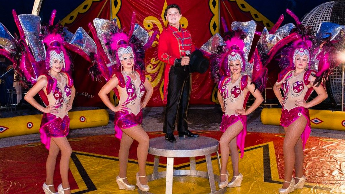 Circus heads to Yellowknife, unperturbed by Folk clash