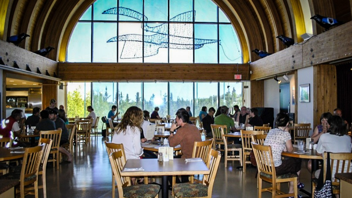 Want to run the café at Yellowknife's museum? Apply now