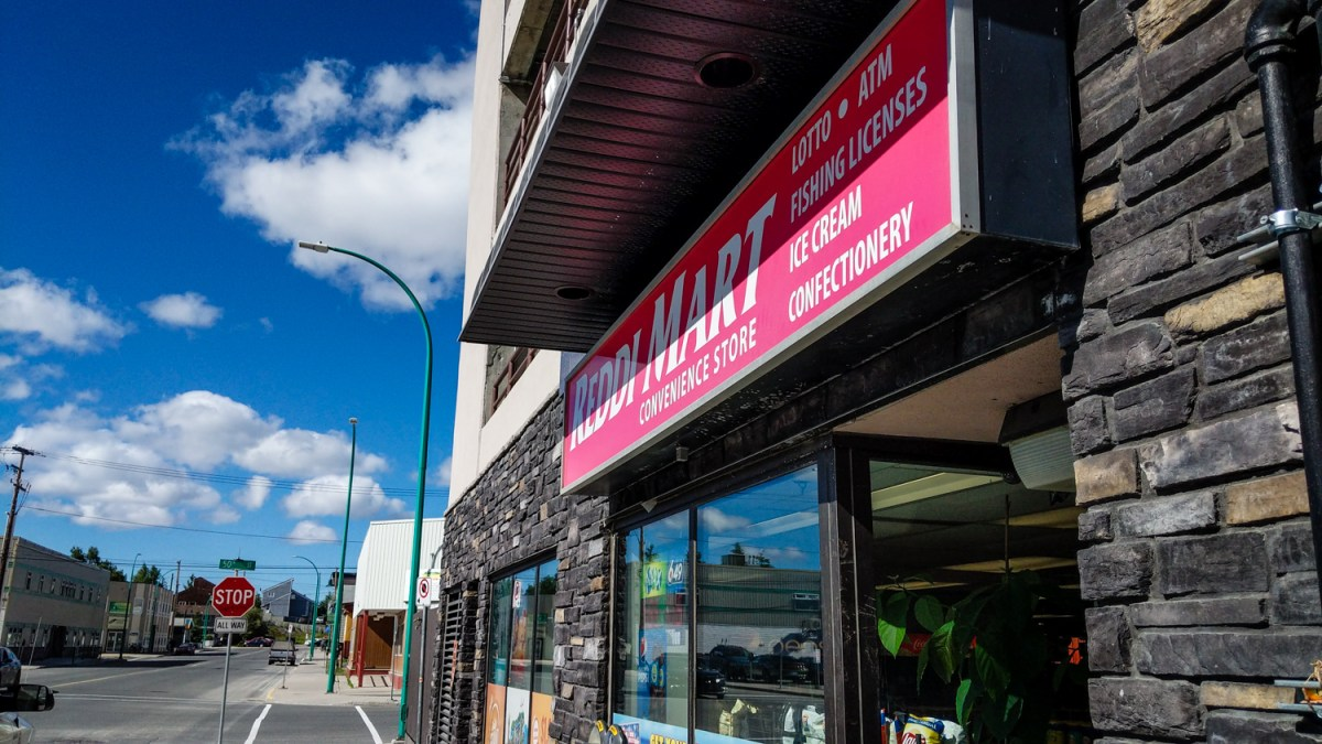 Suspect arrested over Yellowknife Reddi Mart armed robbery