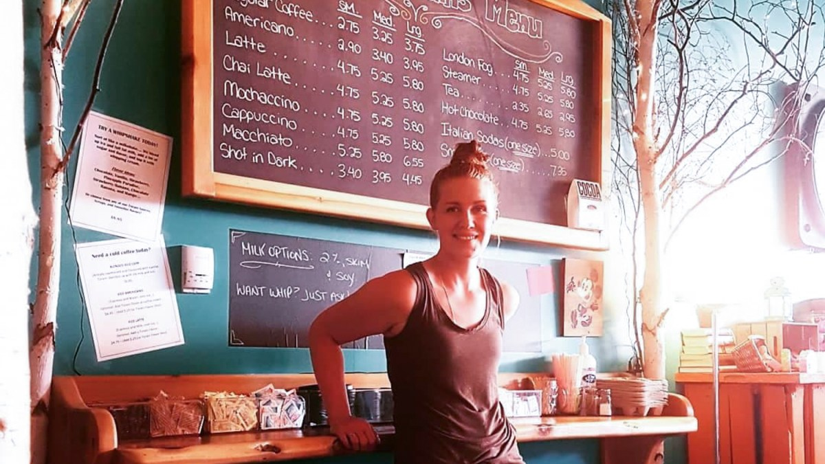 Want to run a café? Hay River's She Takes the Cake is for sale