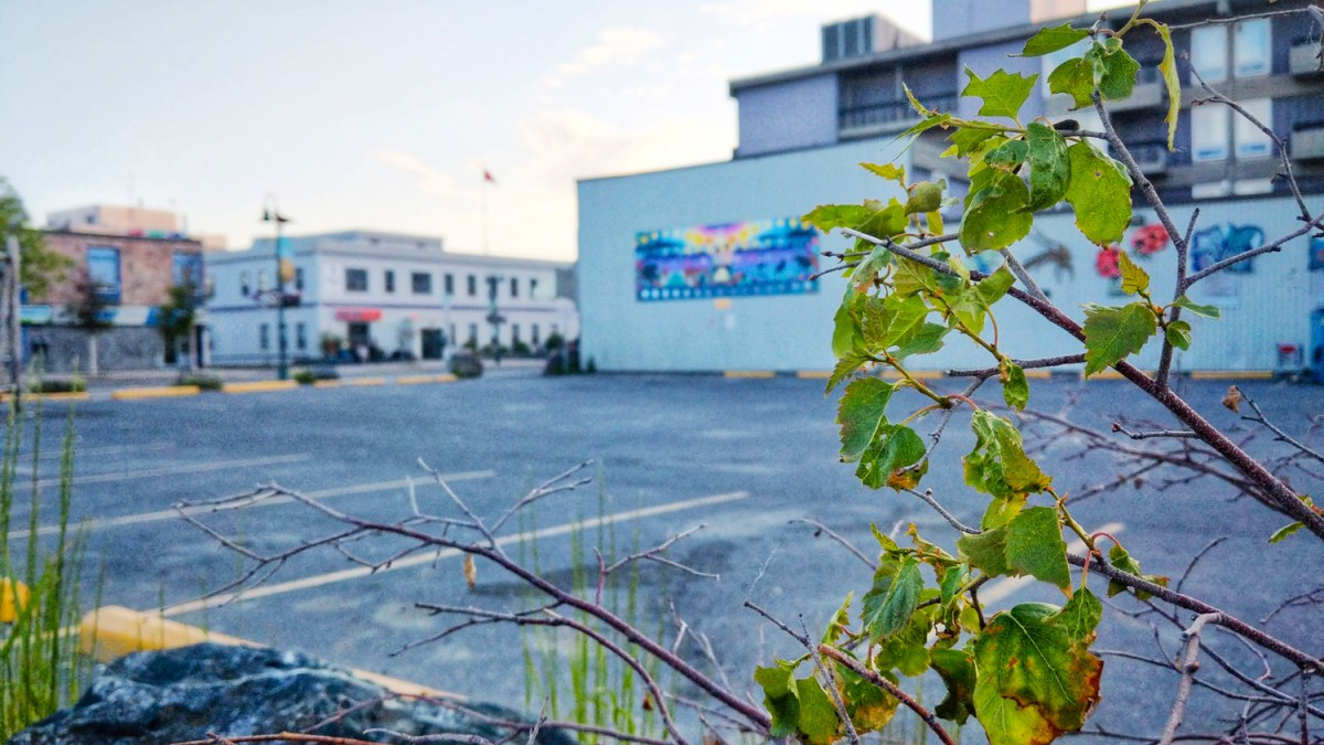 Five steps to transform downtown Yellowknife?