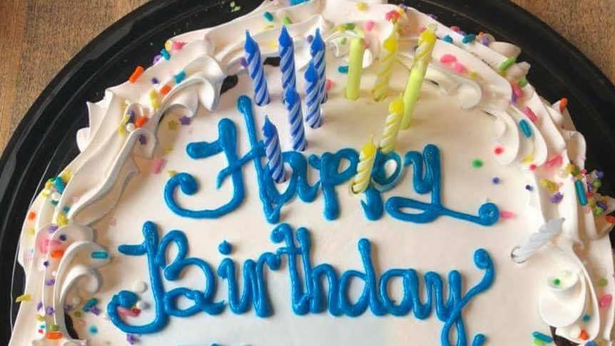 Hay River's perpetual, online birthday party