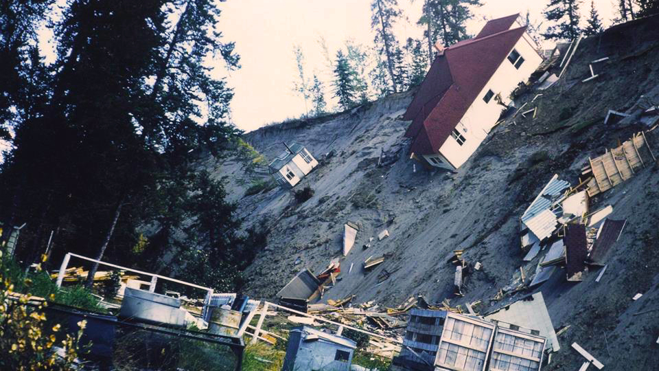 Fort Smith's '68 landslide remembered as danger remains