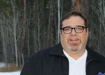 Brad Brake in a campaign photo. bradbrake.ca