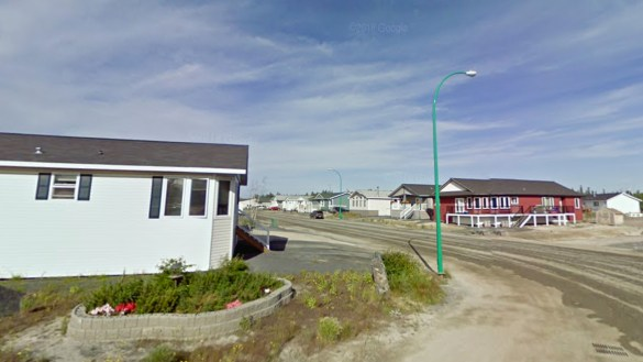 A Google Streetview image of Haener Drive