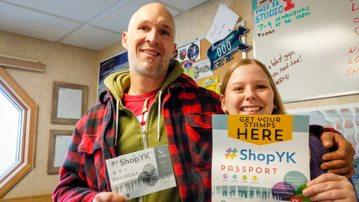 Yellowknife hopes for million-dollar boost as #ShopYK launches