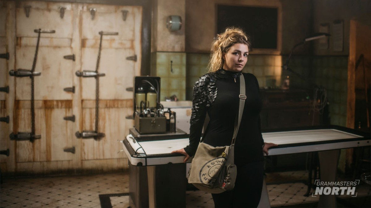 Yellowknife photographer chills on Netflix Sabrina set