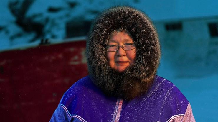 Freda Raddi in a Canada Goose headshot. Canada Goose/Facebook