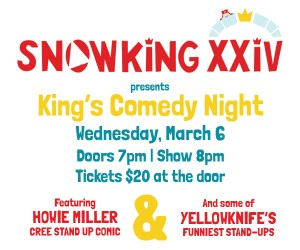 King's Comedy Night