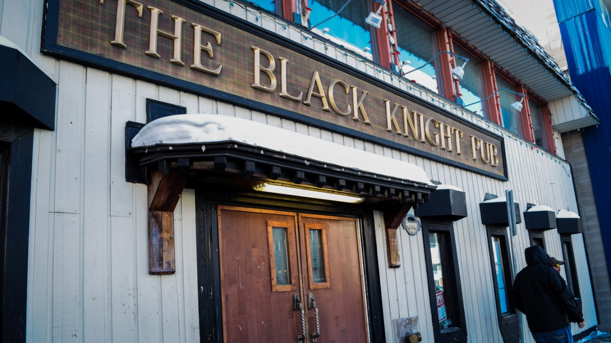 Black Knight pub to briefly close for summer renovations