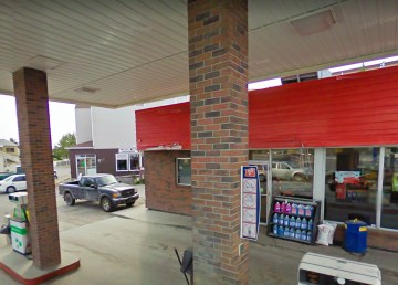 A Google Streetview image of the Circle K convenience store in its previous guise as Mac's