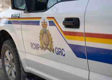 A file photo of an RCMP vehicle.