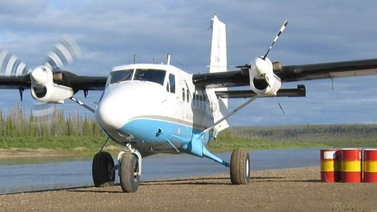 Aklak Air aircraft