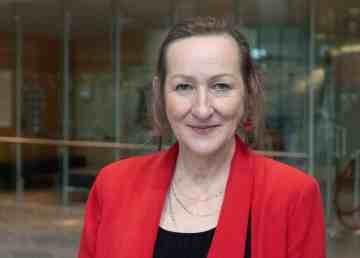 A file photo of Caroline Cochrane in October 2019. Sarah Pruys/Cabin Radio