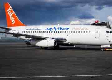 An Air North Boeing 737