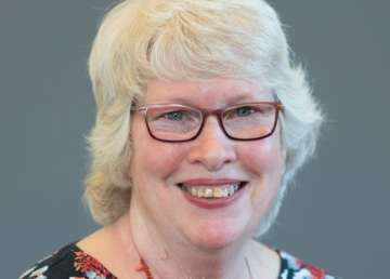 A submitted photo of Lyda Fuller, executive director of YWCA NWT