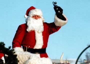 Roland Gosselin as Santa Claus
