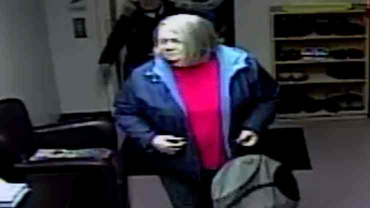 RCMP issued this image of Sladjana Petrovic, taken on Christmas Day, in an update published on January 6