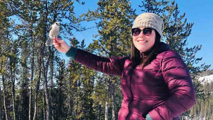 Molly Laity, a teacher at Yellowknife's Weledeh Catholic School