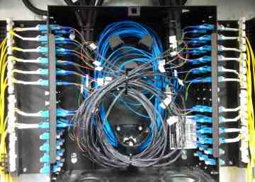 A photo shared by Katlotech, or KTC, shows a batch of internet cables