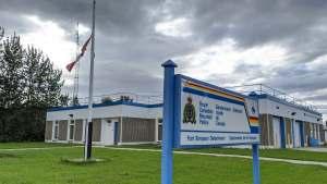 Fort Simpson's RCMP detachment