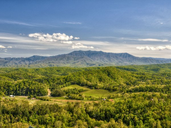 Our Smoky Mountain View – Cabins in the Clouds