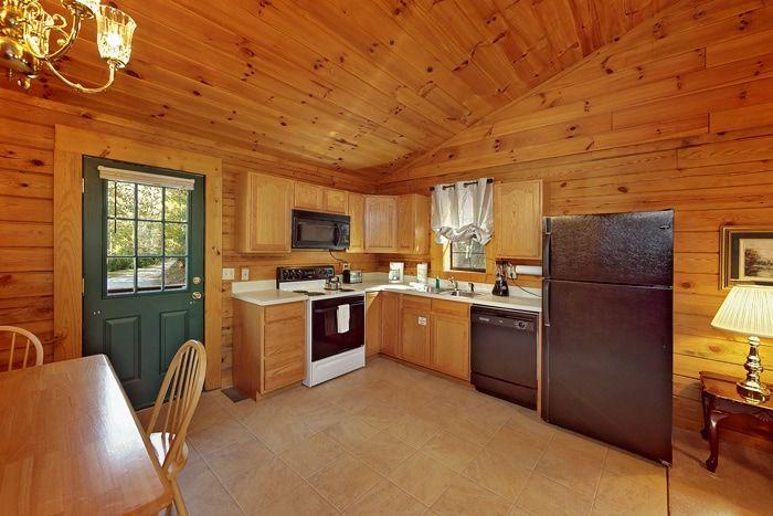 Cabin Rental Near Smoky Mountain National Park  1BR