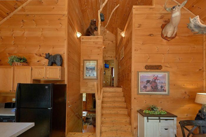 Smoky Mountain Cabin  Bar None