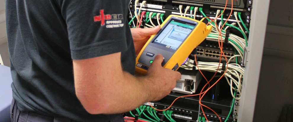 Fibre Optic Testing  Repair and Improve Your Communications NetworkCable Installation Services
