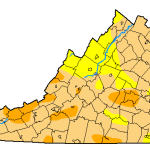 Northam Issues Statewide Drought Watch Advisory
