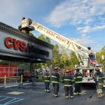 Trash Can Blaze Damages CVS Building in Rocky Mount